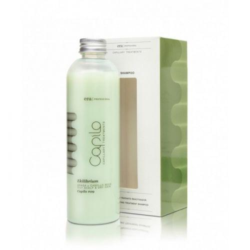 Capilo Ekilibrium Shampoo #09 Oily Scalp/Dry hair