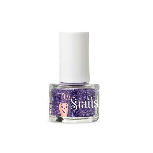 Nail Glitter - Purple Blue