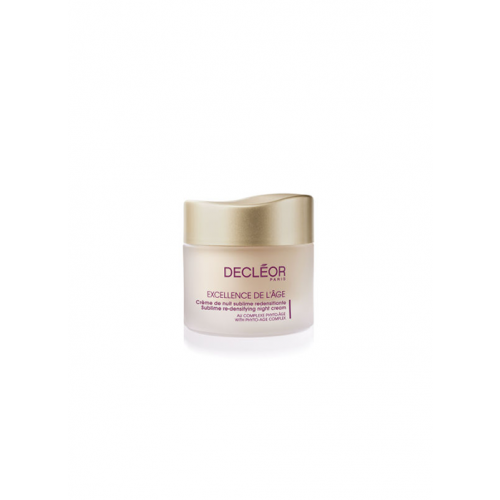 EXCELLENCE DE L'AGE - Sublime Re-Densifying Night Cream