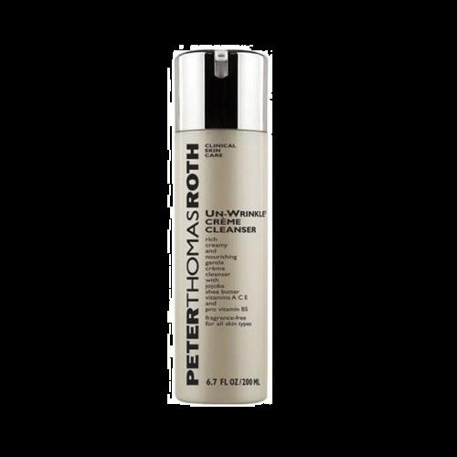 Un-Wrinkle® Crème Cleanser